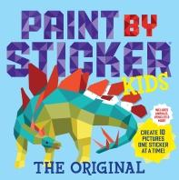 [해외]Paint by Sticker Kids, the Original