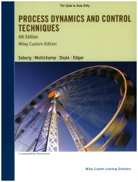 Process Dynamics and Control Techniques