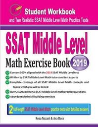 [해외]SSAT Middle Level Math Exercise Book