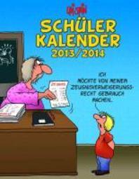 Schuelerkalender 2013/14