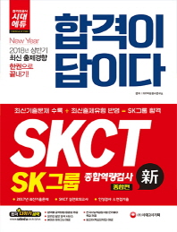 합격이 답이다 SKCT SK그룹 종합역량검사(종합편)(2018)