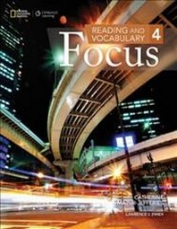 [해외]Reading and Vocabulary Focus 4