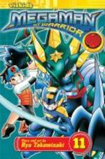 [해외]Megaman NT Warrior, Vol. 11 (Paperback)