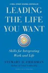 [해외]Leading the Life You Want (Hardcover)