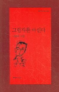 그림자를 마신다(문학과지성 시인선 308)