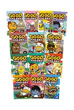 Go Go 카카오프렌즈 1~13권 세트(전 13권)