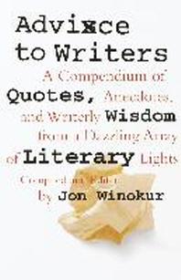 [해외]Advice to Writers (Paperback)