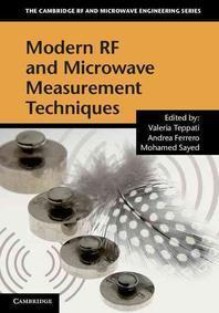 [해외]Modern RF and Microwave Measurement Techniques