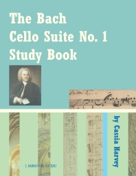 [해외]The Bach Cello Suite No. 1 Study Book for Cello