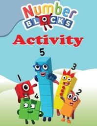 [해외]Numberblocks Activity Book