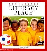 Literacy Place Grade 1 Unit 3:Team Spirit (Pupils Book)