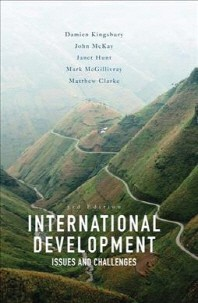 [해외]International Development (Hardcover)
