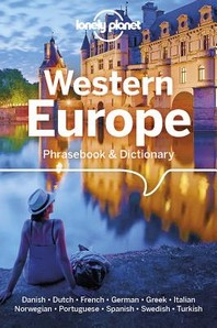 [해외]Lonely Planet Western Europe Phrasebook & Dictionary