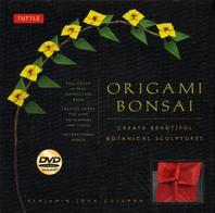 Origami Bonsai Kit: Create Beautiful Botanical Sculptures [Boxed Kit with 48 Folding Papers, Full-Co