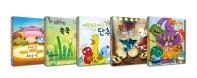 모 윌렘스의 코끼리와 꿀꿀이는 책을 좋아해 시리즈 세트(양장본 HardCover)(전5권)