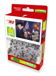 명탐정 코난 직소퍼즐 108pcs: 장난스러운 밤(걸이형)