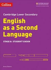[해외]Collins Cambridge Checkpoint English as a Second Language Student Book Stage 8