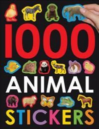 [해외]1000 Animal Stickers