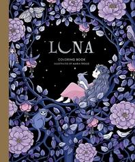 [해외]Luna Coloring Book