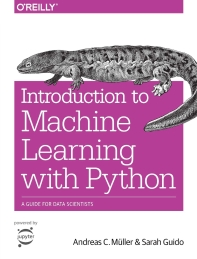 [보유]Introduction to Machine Learning with Python