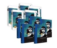 레 미제라블 세트(한글판+영문판)(더클래식 세계문학컬렉션)(반양장)(전10권)