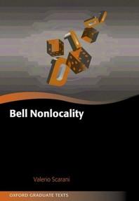 [해외]Bell Nonlocality