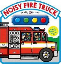 [해외]Noisy Fire Truck Sound Book