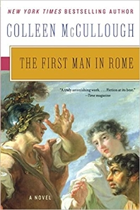 [해외]The First Man in Rome (Paperback)