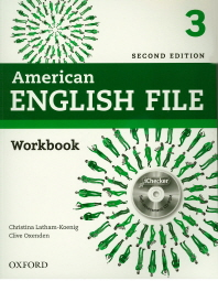 American English File 3 WB with iChecker