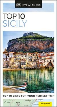 [해외]DK Eyewitness Top 10 Sicily
