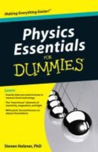 [해외]Physics Essentials for Dummies (Paperback)