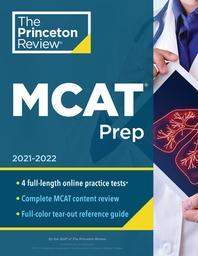 [해외]Princeton Review MCAT Prep, 2021-2022