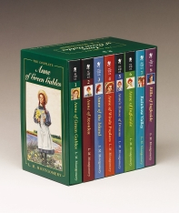 The Complete Anne of Green Gables (전8권)