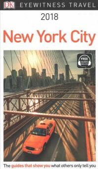 [해외]DK Eyewitness Travel Guide New York City (Paperback)