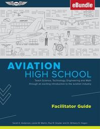 [해외]Aviation High School Facilitator Guide (Paperback)