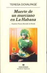 Muerte de un Murciano en la Habana