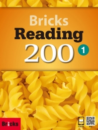 Bricks Reading 200. 1(CD1장포함)