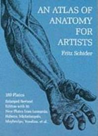 [해외]An Atlas of Anatomy for Artists