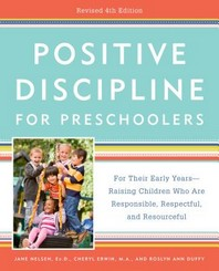 [해외]Positive Discipline for Preschoolers, Revised 4th Edition