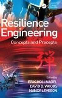 [해외]Resilience Engineering (Hardcover)