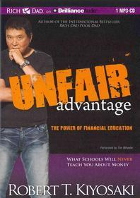 [해외]Unfair Advantage (MP3 CD)