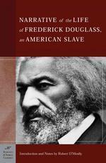 [해외]The Narrative of the Life of Frederick Douglass, an American Slave (Barnes & Noble Classics Series) (Paperback)