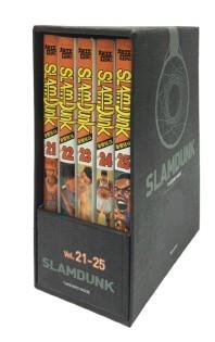 슬램덩크 오리지널 박스판 세트(21-25)(전5권)