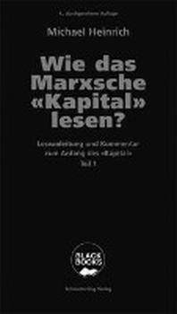 [해외]Wie das Marxsche Kapital lesen? Bd. 1