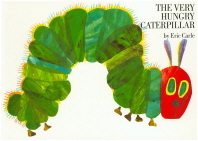 The Very Hungry Caterpillar(CD1장포함)(노부영)