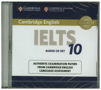 Cambridge English IELTS. 10