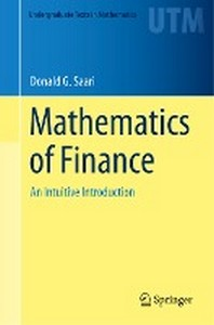 [해외]Mathematics of Finance