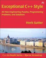 [해외]Exceptional C++ Style (Paperback)