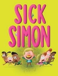 [해외]Sick Simon (Paperback)