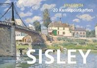 [해외]Postkartenbuch Alfred Sisley
